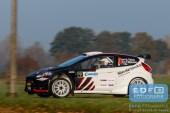 Gerard Tijink - Tim Rietveld - Ford Fiesta R5 - Conrad Twente Rally 2015