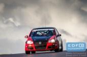 Henk Maassen - Robin Vogel - Volkswagen Golf TDi - Auto&Sport - DNRT WEK Zandvoort 500
