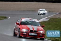 Guus de Koster - Frank Poll - Michael Uitermerk - BMW 323 - DNRT WEK Zandvoort 500