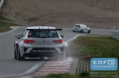 Rene Steenmetz - Sebastiaan Bleekemolen - Michael Bleekemolen - Seat Leon Cup Racer - DNRT WEK Zandvoort 500