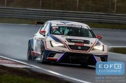 Gijs Bessem - Martin van den Berge - Seat Leon Cup Racer - Bas Koeten Racing - DNRT WEK Zandvoort 500
