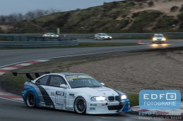 Lars Harbeck - Sven Markert - Donald Molenaar - BMW E46 - DNRT WEK Nieuwjaarsrace 2016 - Circuit Park Zandvoort