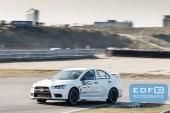 Martin van Iersel - Frans van den Einde - Mitsubishi Lancer EVO X - Circuit Short Rally - Circuit Park Zandvoort