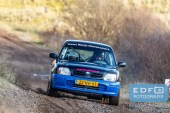 Timothy Kion - Marlous Kion Nortier - Nissan Micra - Circuit Short Rally - Circuit Park Zandvoort