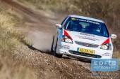 Ramon van de Lindeloof - Marcel van Elven - Honda Civic Type R - Circuit Short Rally - Circuit Park Zandvoort