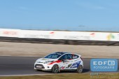Gert Jan Kobus - Martin Nortier - Ford Fiesta R2 - Circuit Short Rally - Circuit Park Zandvoort