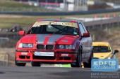 Guus de Koster - Frank Poll - Michael Uijtermark - Duimen Maar - BMW 323i - DNRT WEK Final 4 - Circuit Park Zandvoort