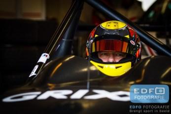 Leon Rijnbeek - Bas Koeten Racing - Wolf GB08 - DNRT WEK Final 4 - Circuit Park Zandvoort