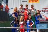 Podium - GTB Divisie - New Race Festival - Circuit Zolder