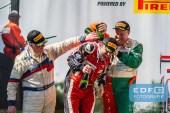 Champagne - GTB Divisie - New Race Festival - Circuit Zolder