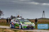 Rene Kuipers - Kees Hagman - Ford Fiesta S2000 - FERM Powertools World Rallyteam - Zuiderzeerally 2016