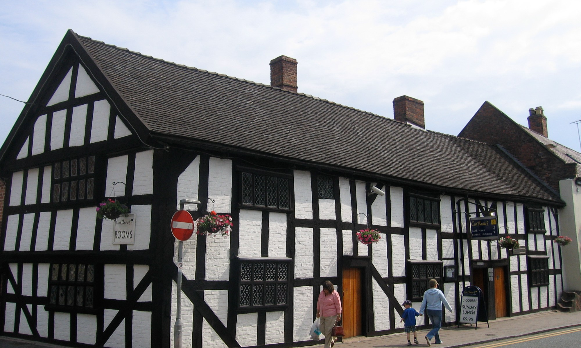 Cershaws Rooms Building, Nantwich