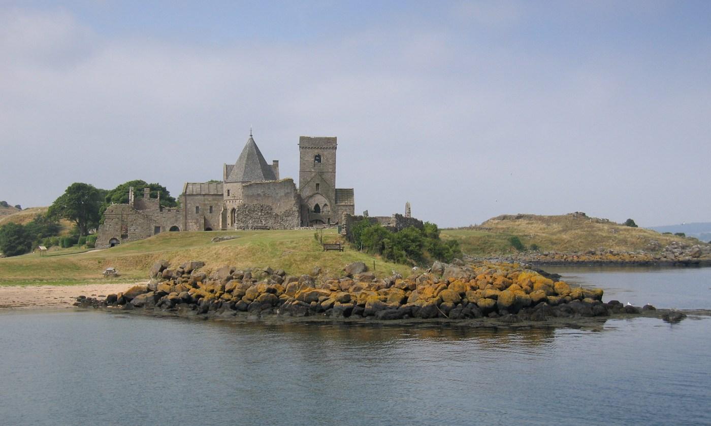 Inchcolm Abbey - Firth of Forth - Scotland