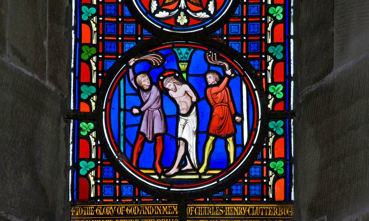 Stained Glass at Saint Lawrence, WarkworthStained Glass at Saint Lawrence, Warkworth