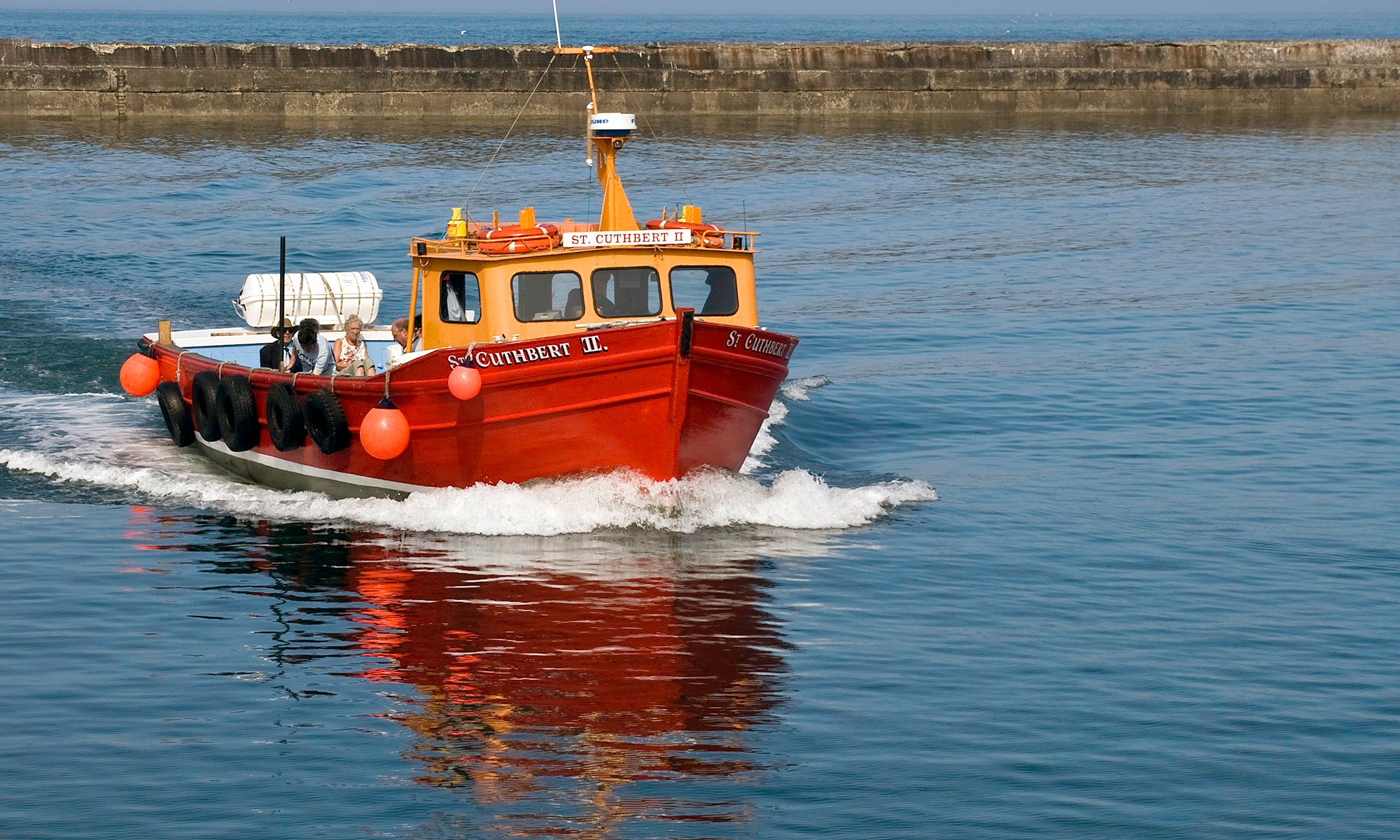 St. Cuthbert II at Seahouses