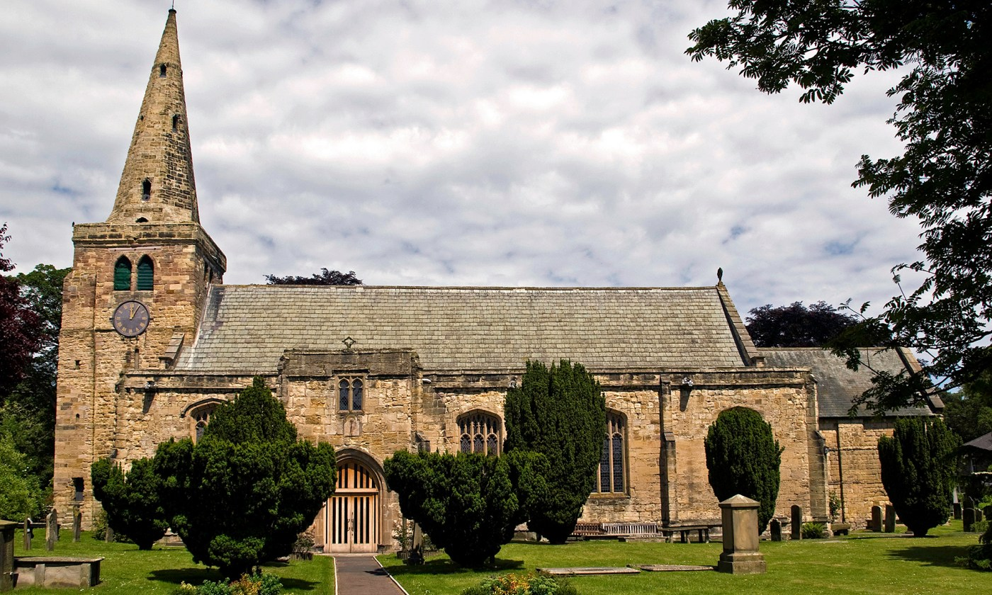 St. Lawrence Church, Warkworth