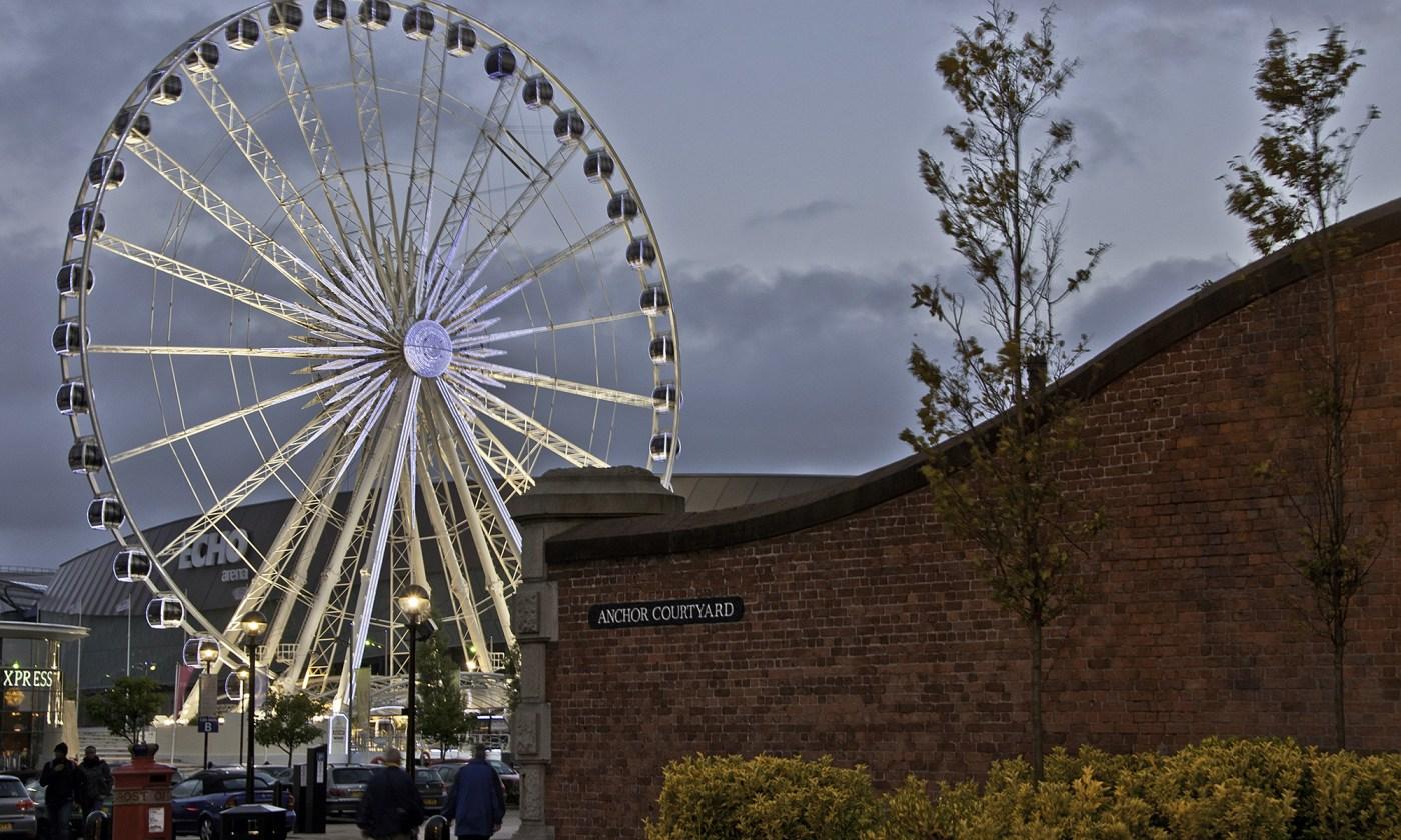 The Echo Wheel of Liverpool