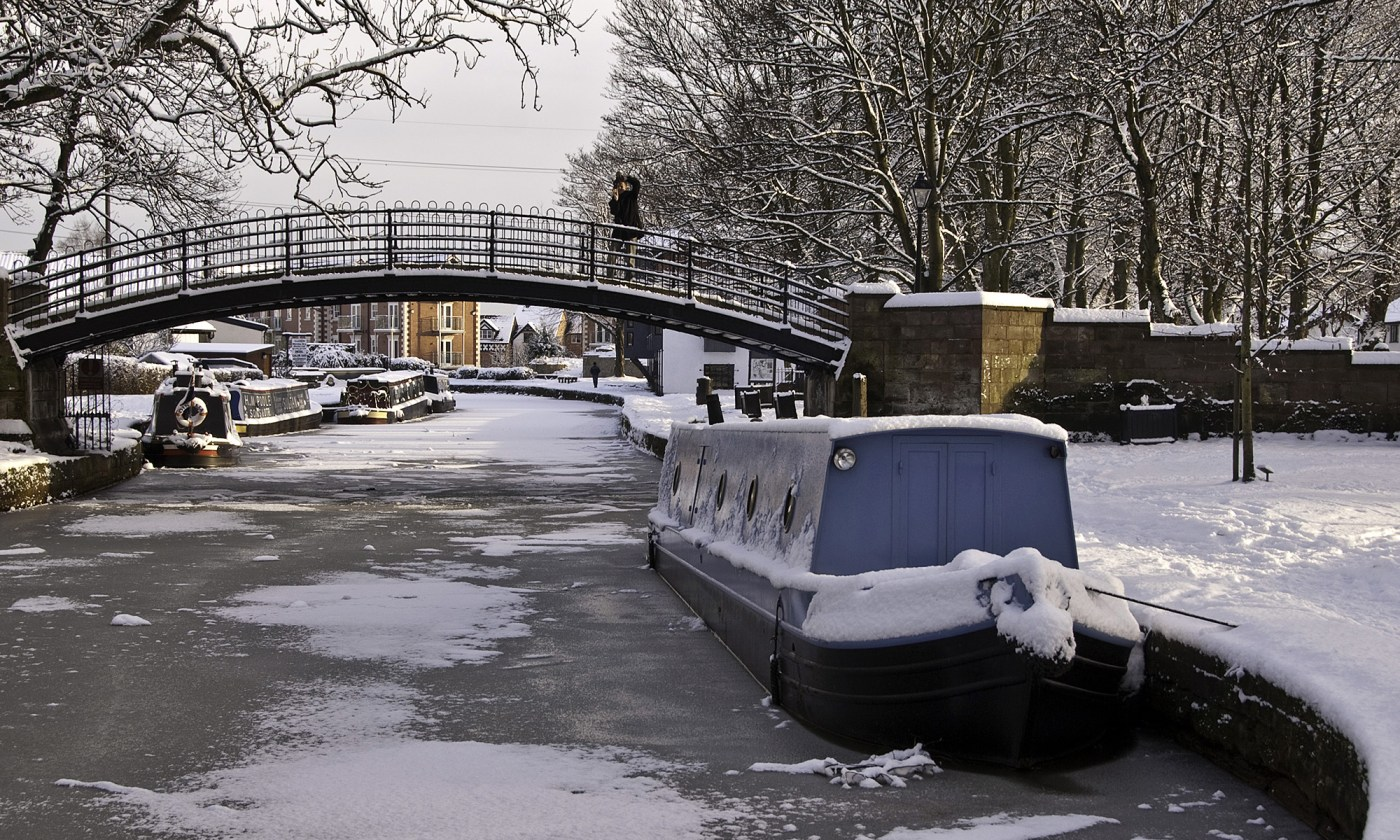 Bridge over the Bridgewater Canal