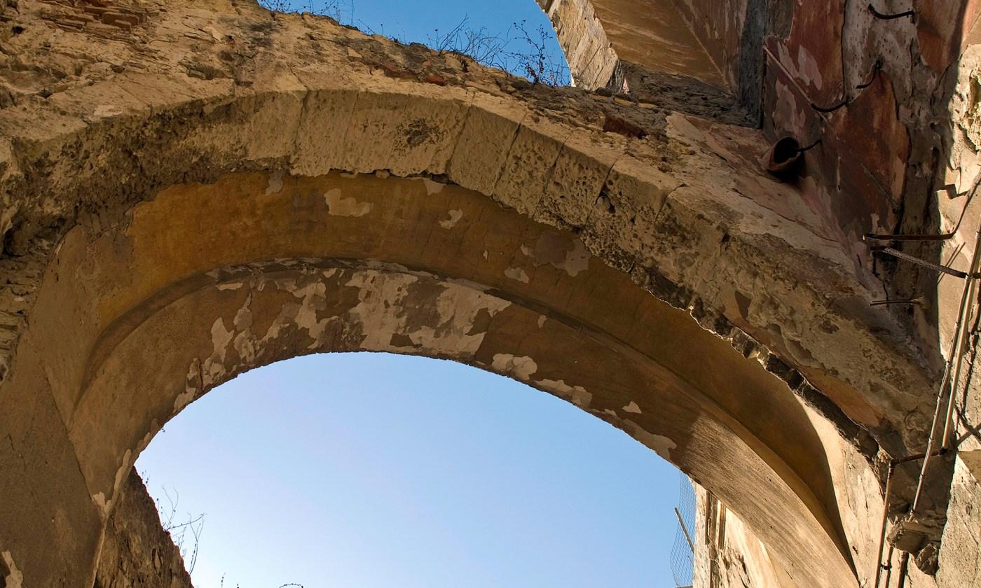 Sardinian Archway