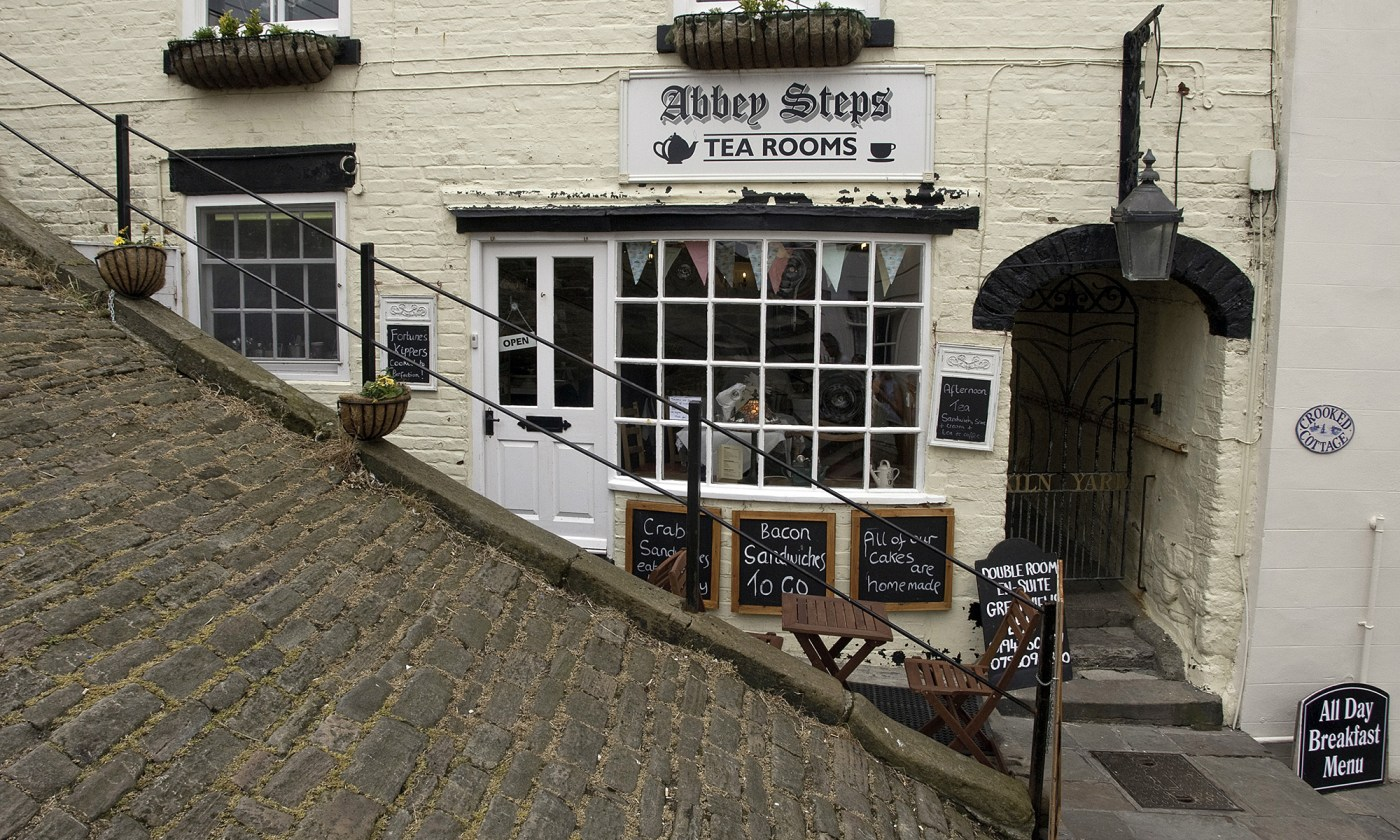 Abbey Steps Tea Rooms Whitby