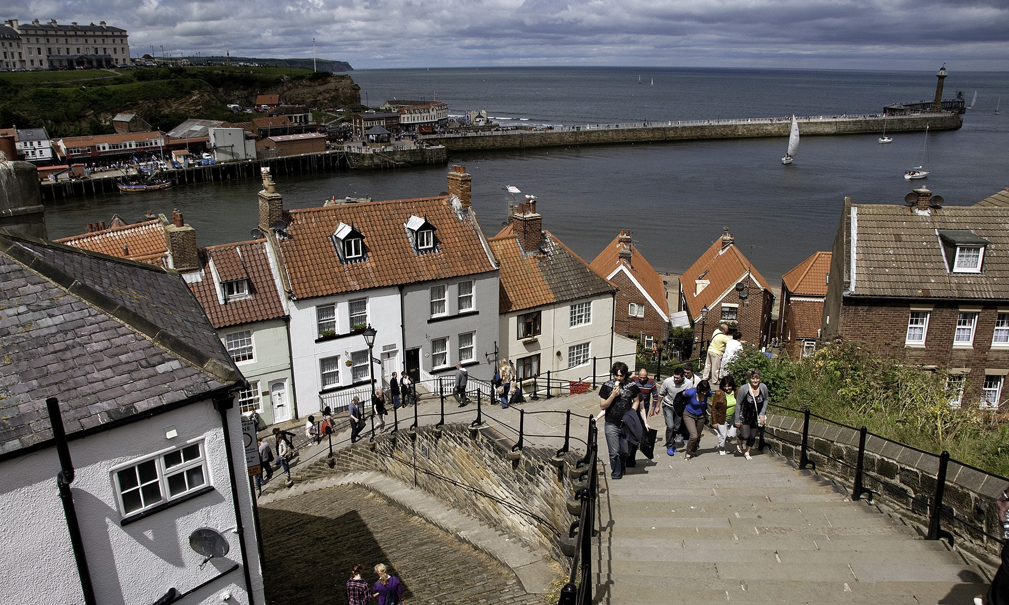 Abbey Steps Whitby