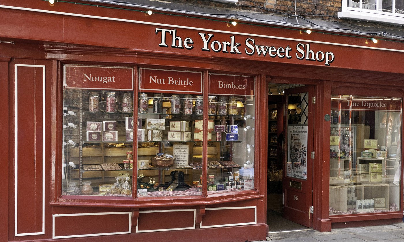 The York Sweet Shop