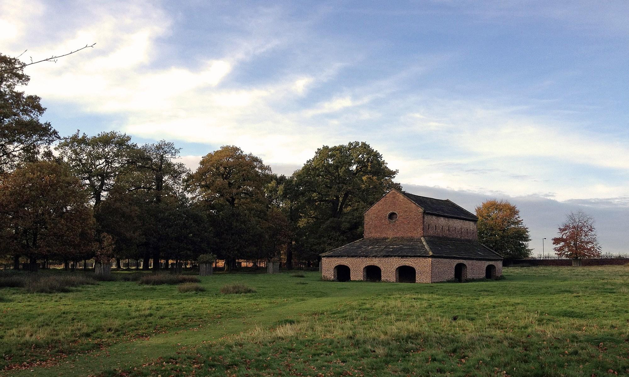 Dunham Massey Barn