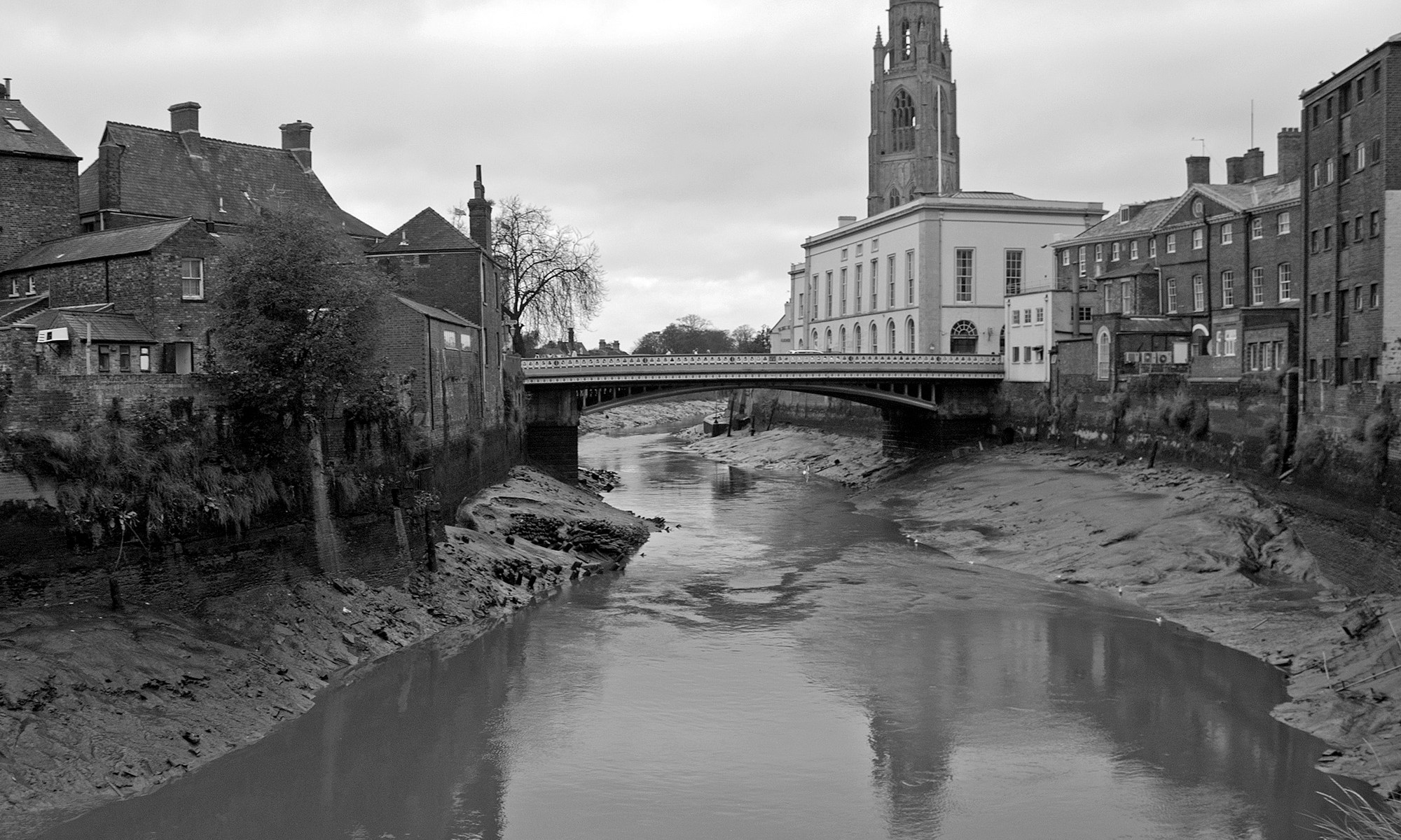 Boston Stump and River Haven