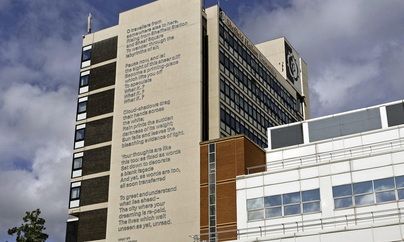 What If? Sheffield Hallam University