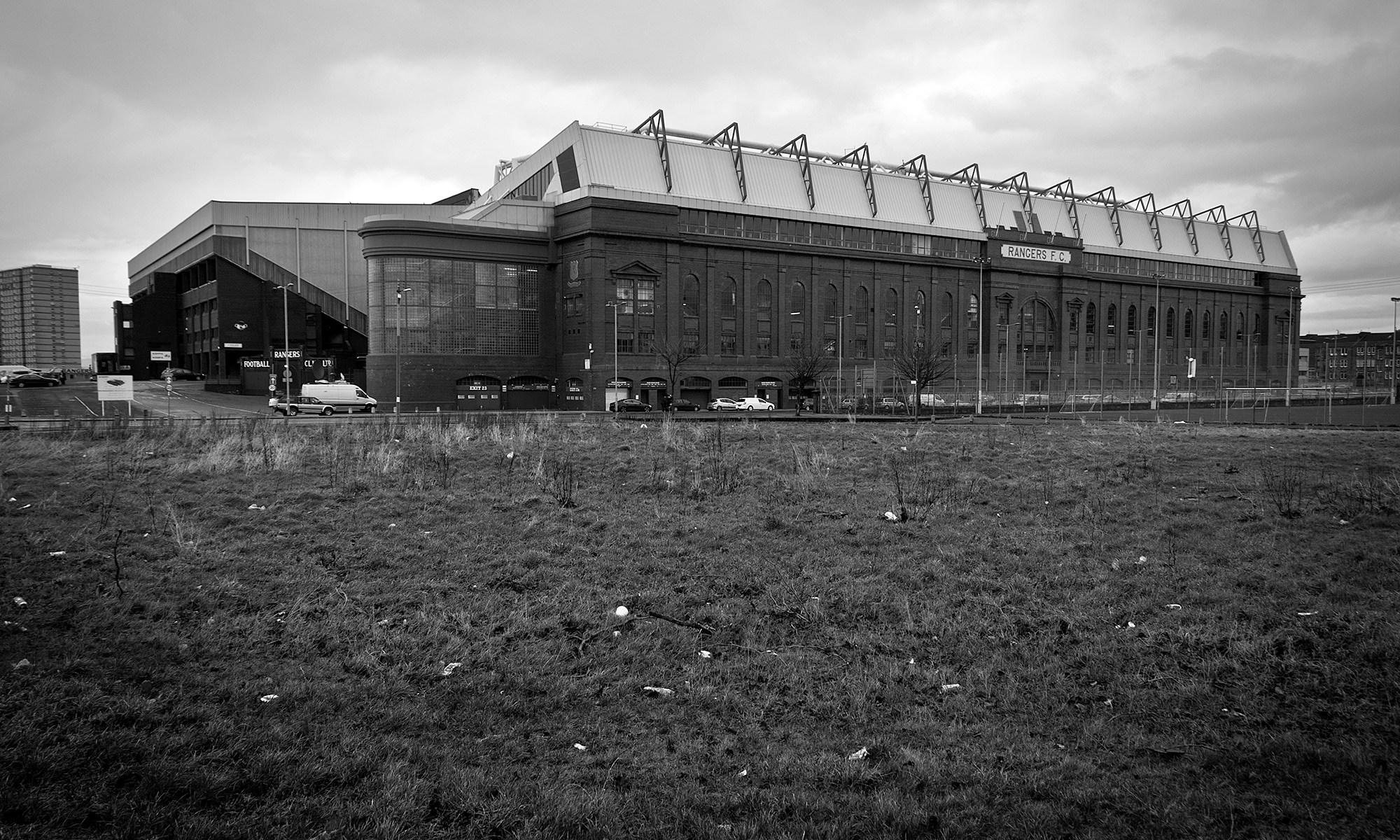 Image result for ibrox stadium