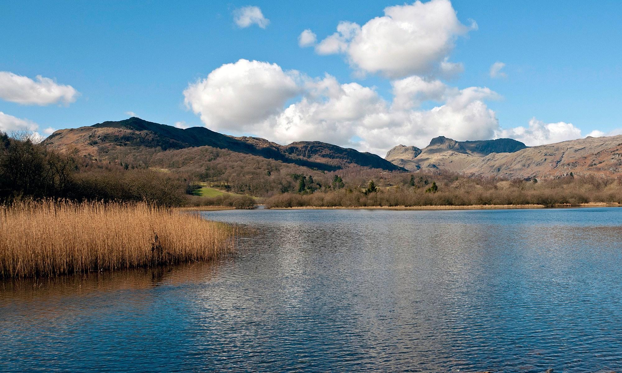 Elter Water Lake District
