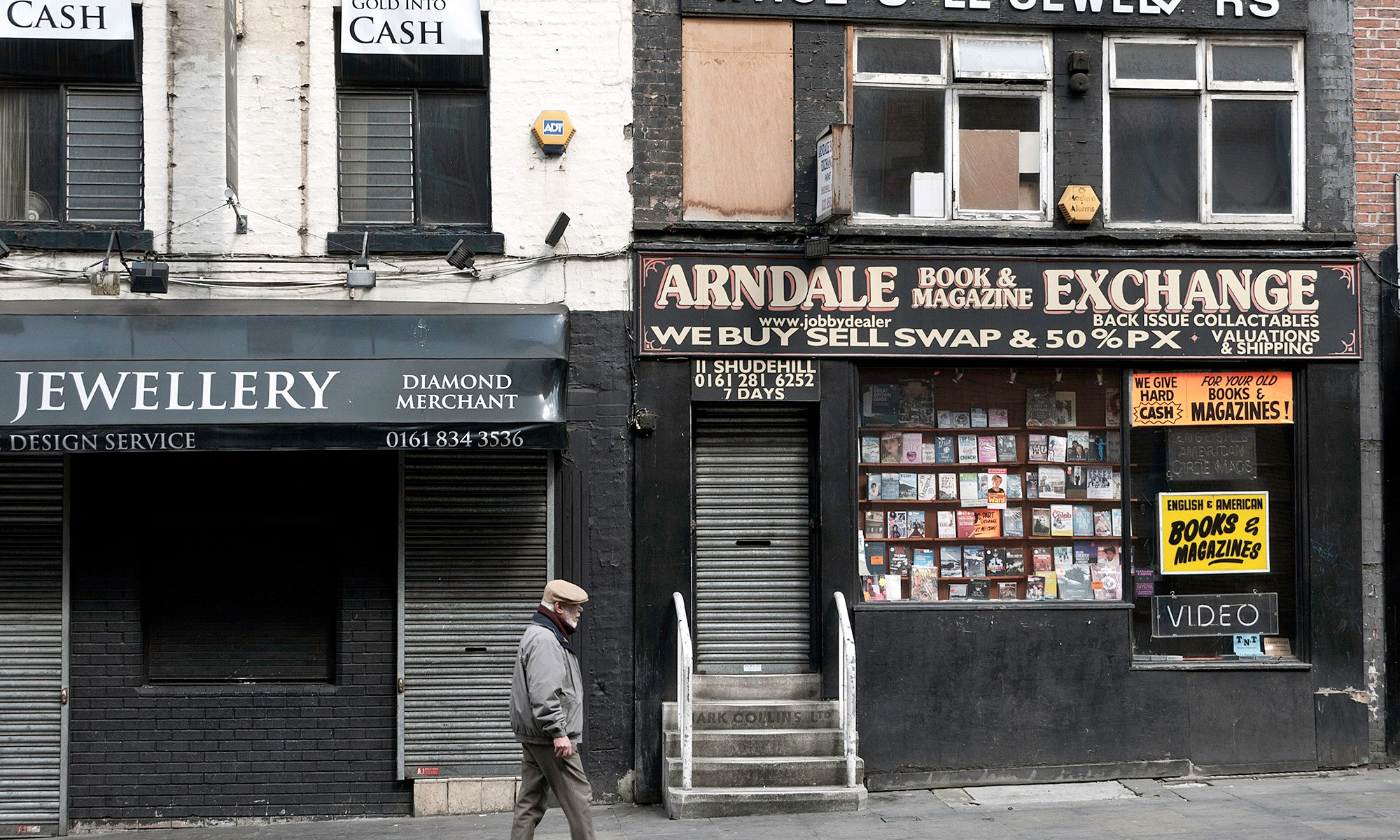 Arndale Book Exchange Manchester