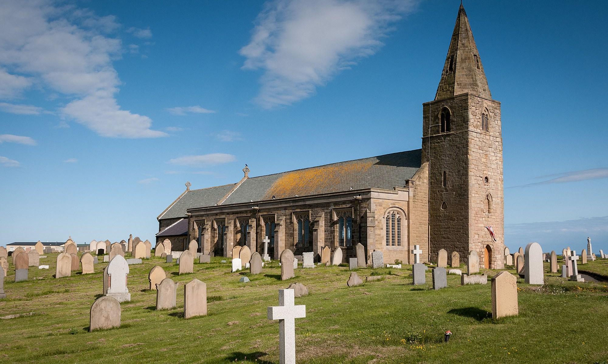 St Bartholomew's Church Newbiggin