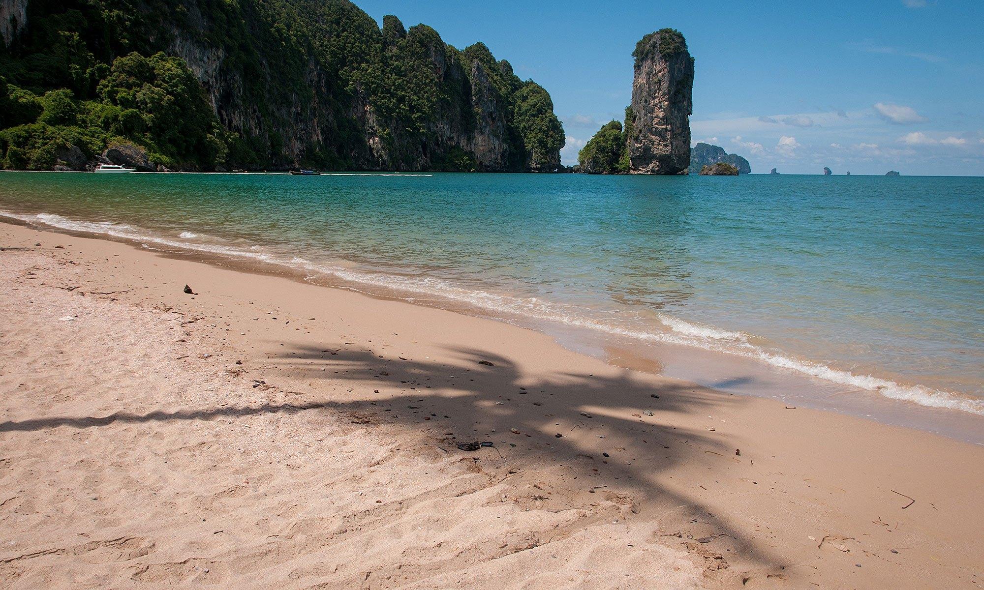 Pai Plong Beach Thailand