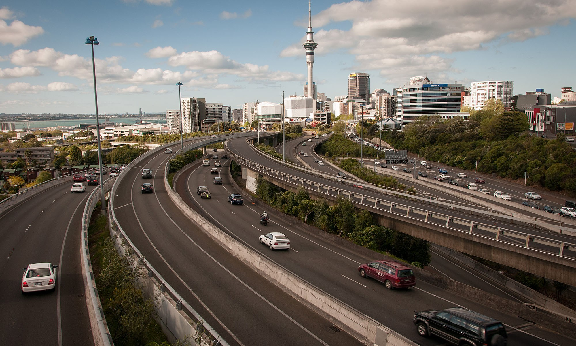Spaghetti Junction Auckland