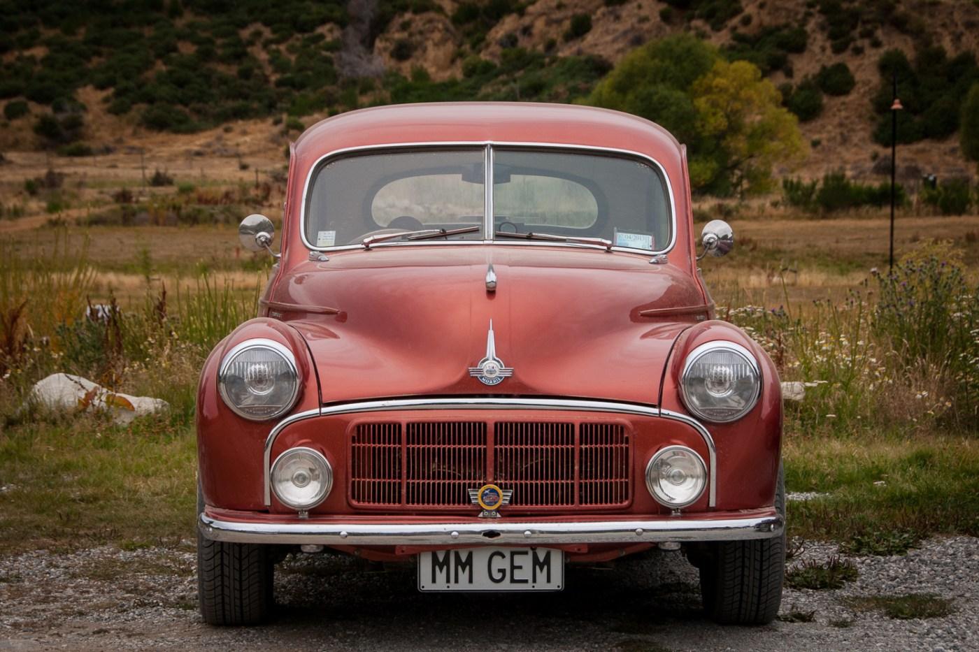 Morris Minor Car