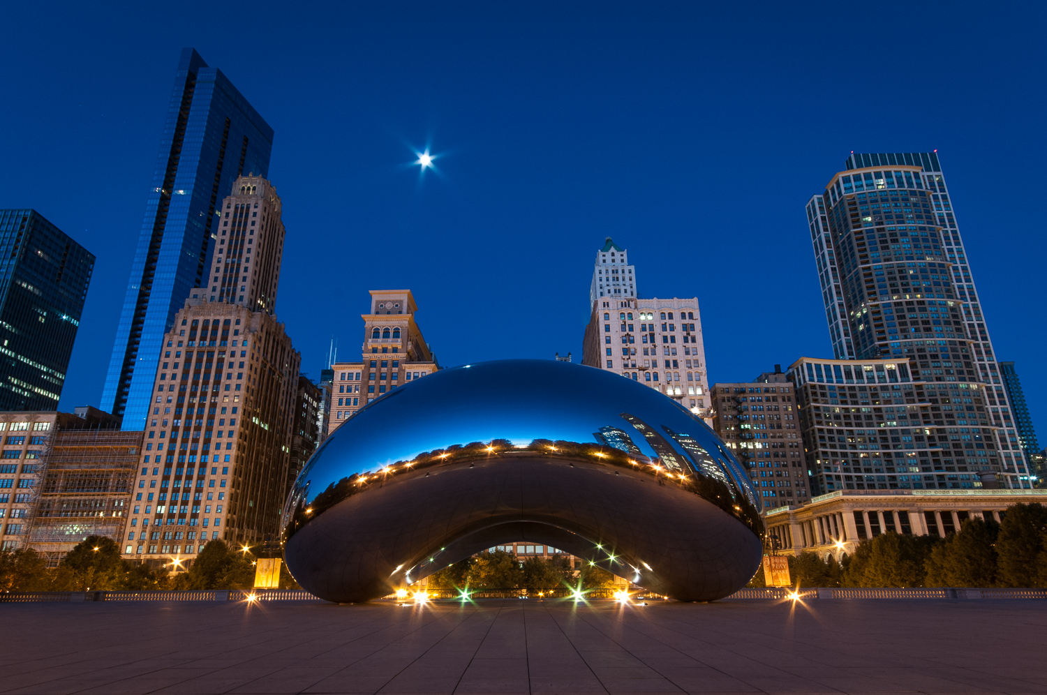 The Bean of Chicago