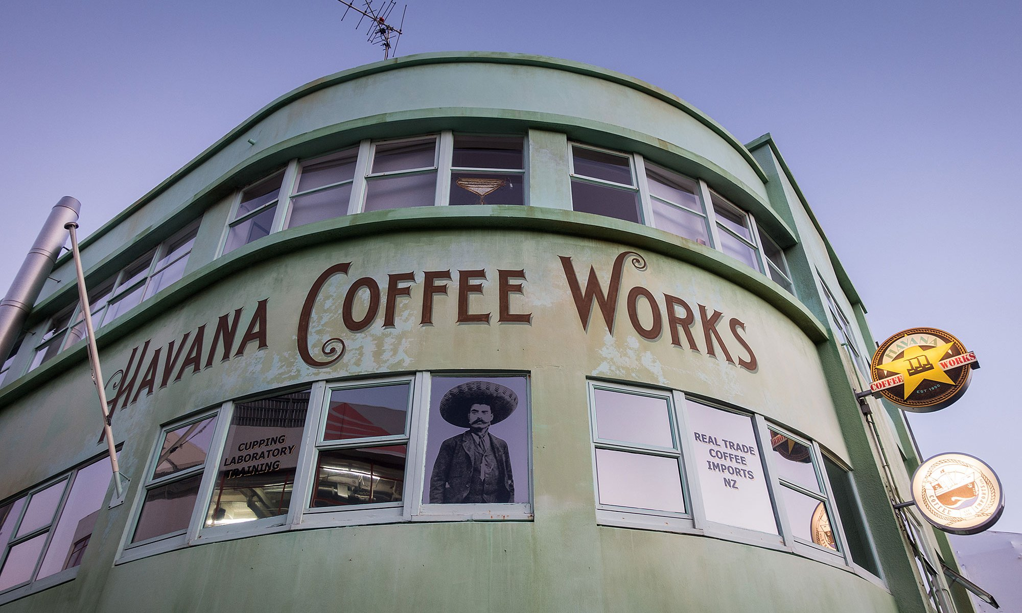 Havana Coffee Works Wellington