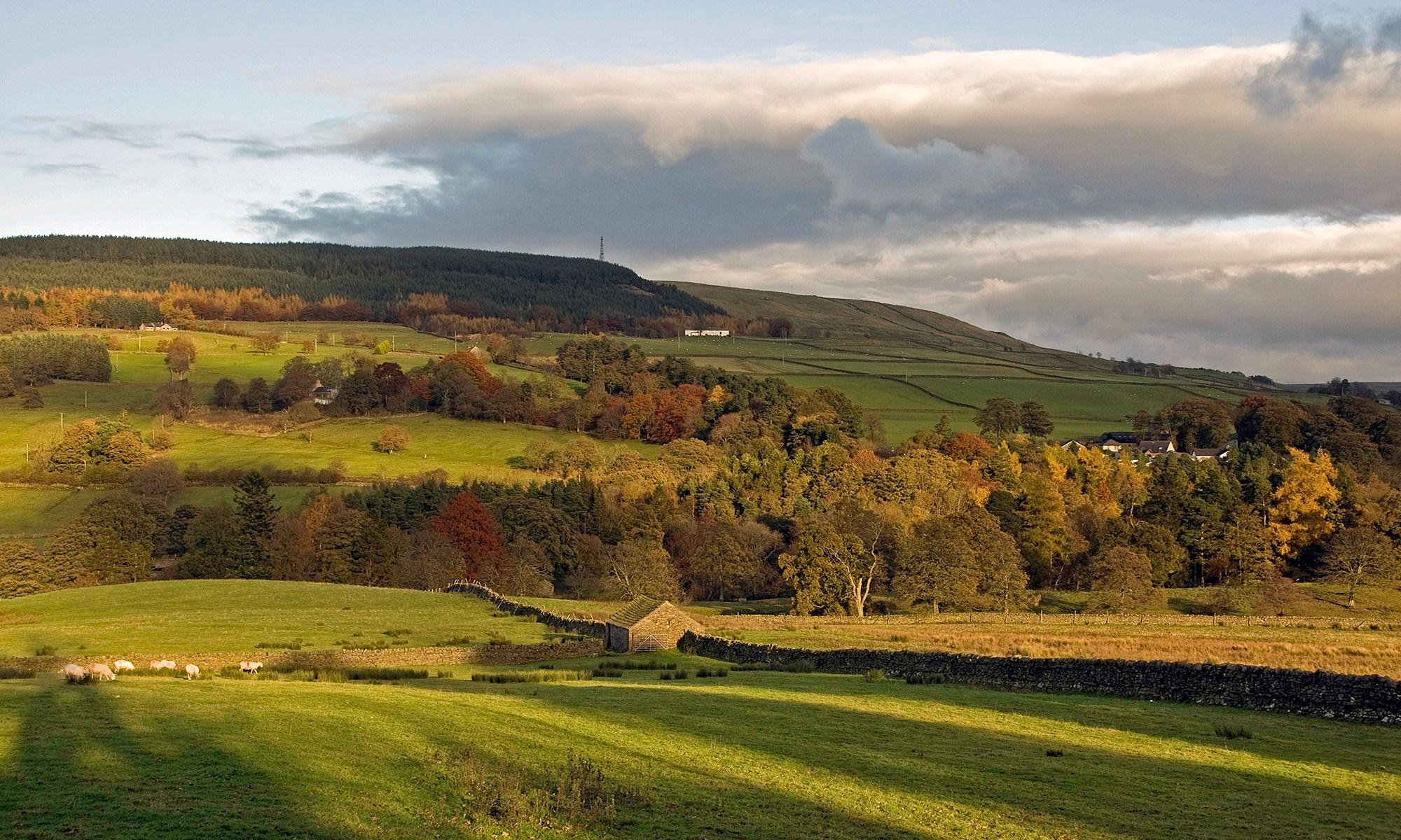 Alston Countryside Landscape