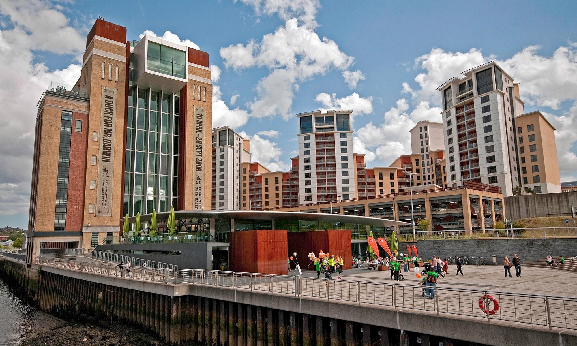Baltic Centre for Contemporary Art, Newcastle