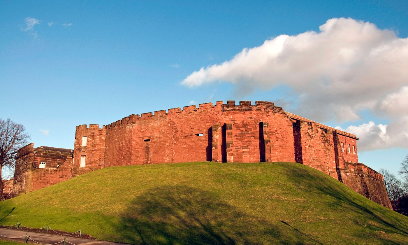 Chester Castle, England