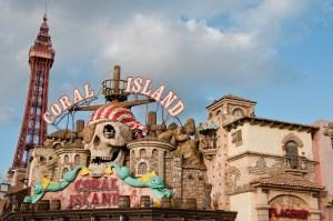 Coral Island Arcade Blackpool