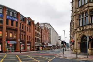 Deansgate towards Kendals, Manchester