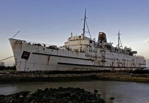 Duke of Lancaster Ship Wreck