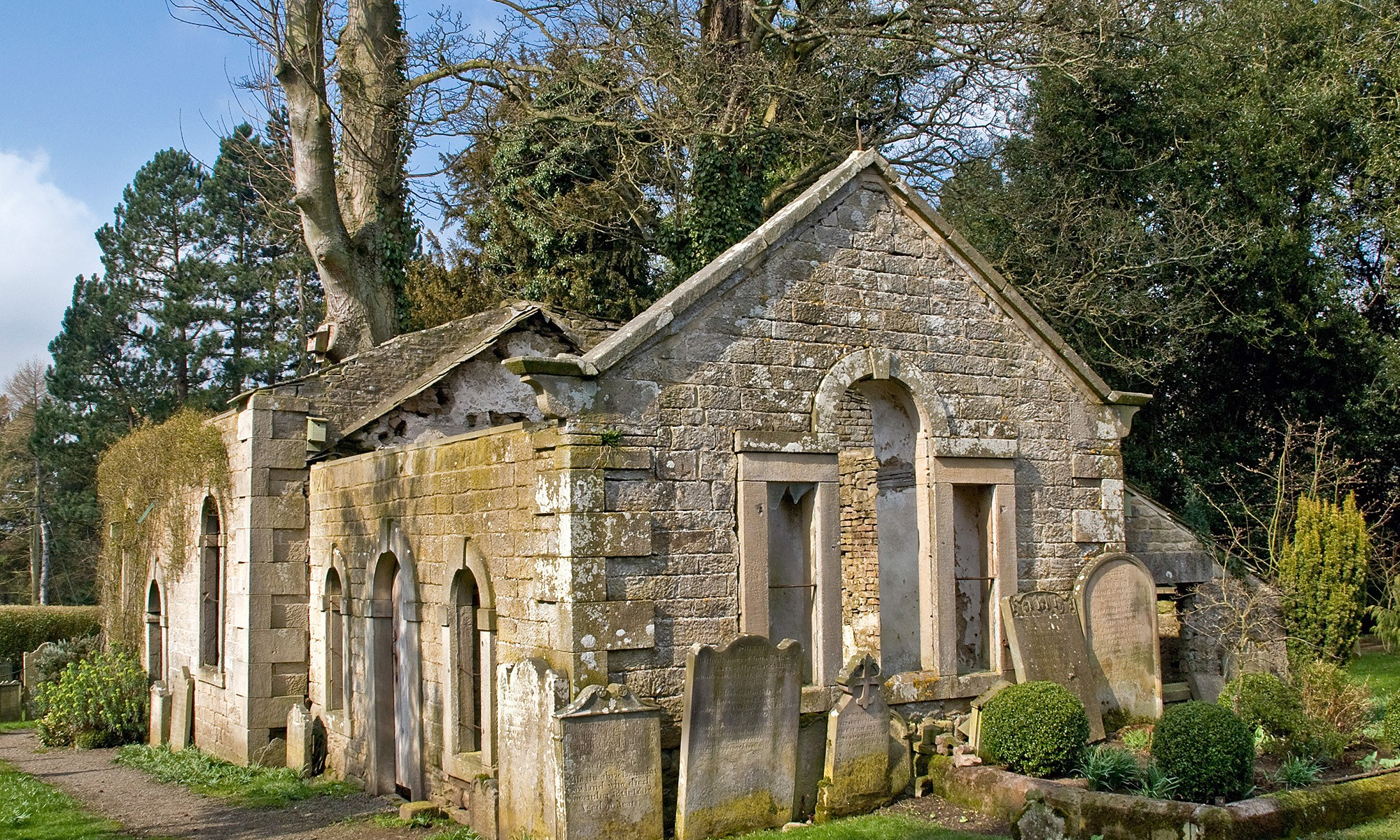 Eggleston Church, County Durham