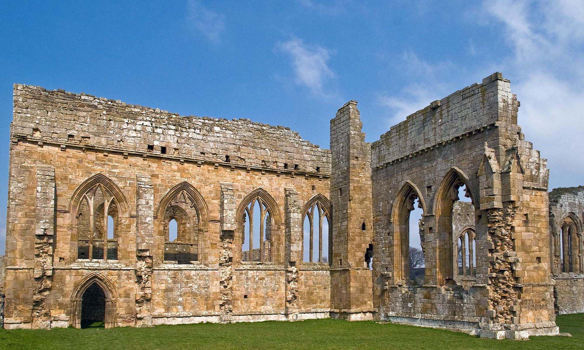 Egglestone Abbey, Durham