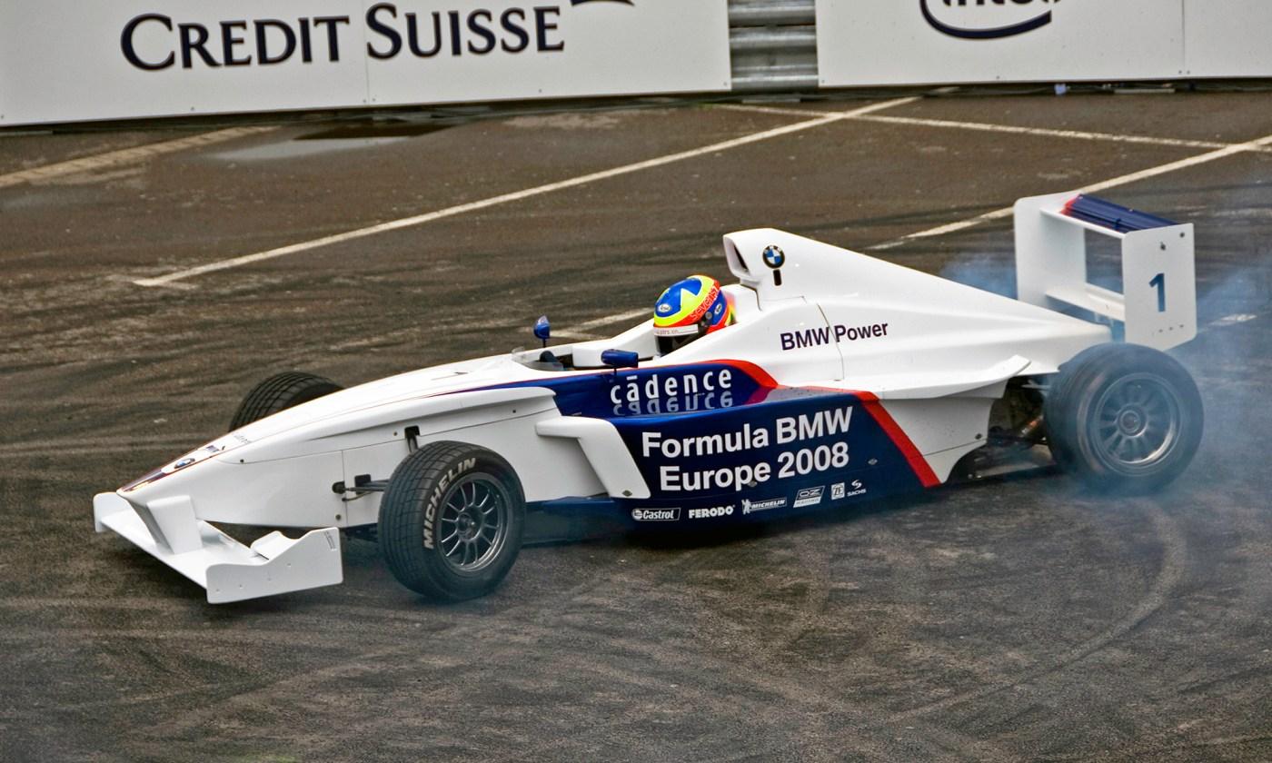 Formula BMW F1 Car