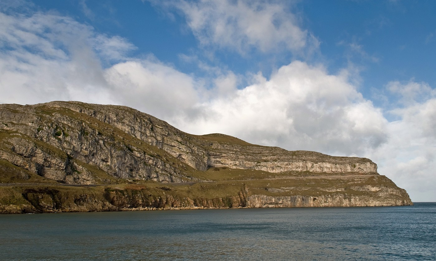 The Great Orme headland, Llandudno