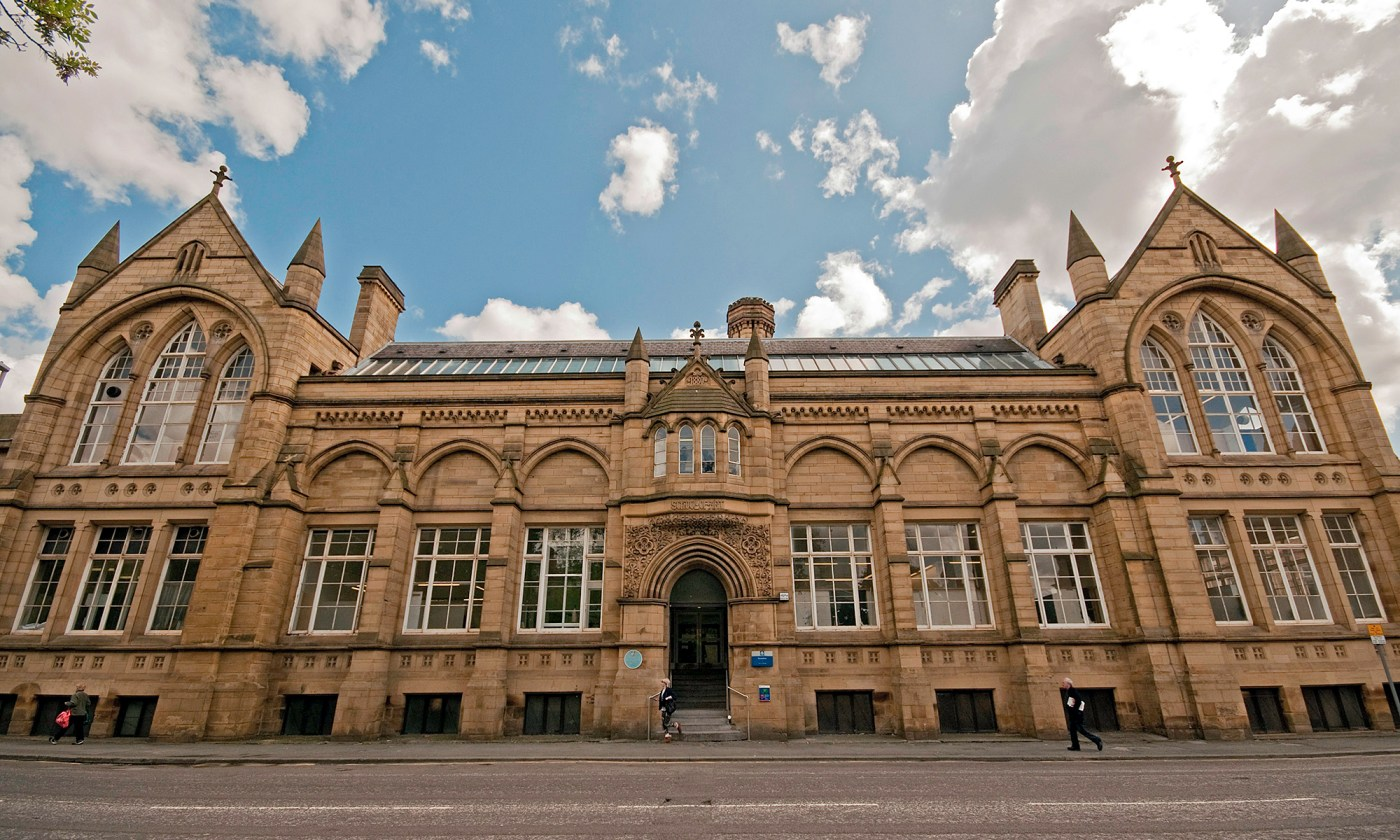 Grosvenor Building, School of Art MMU