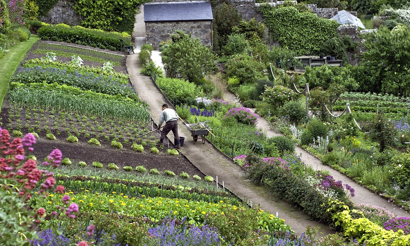 Inverewe Gardens, Scotland